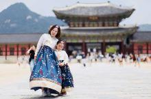 韩国首尔旅拍跟拍摄影师开车带你转大街小巷