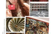 #激情一夏#水菱环球之旅の墨西哥国家宫殿