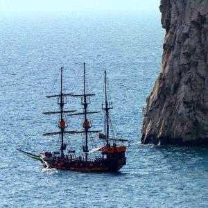 Bay of Cabo San Lucas旅游景点攻略图