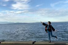 美国西雅图华盛顿湖浏览