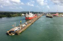 巴拿马运河 加通船闸