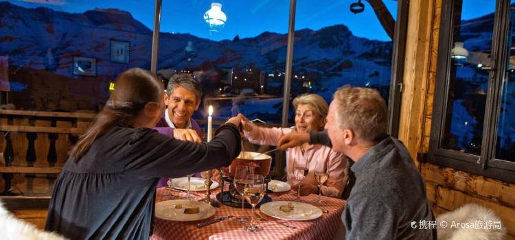 阿羅薩庫爾姆高山溫泉酒店西餐廳3