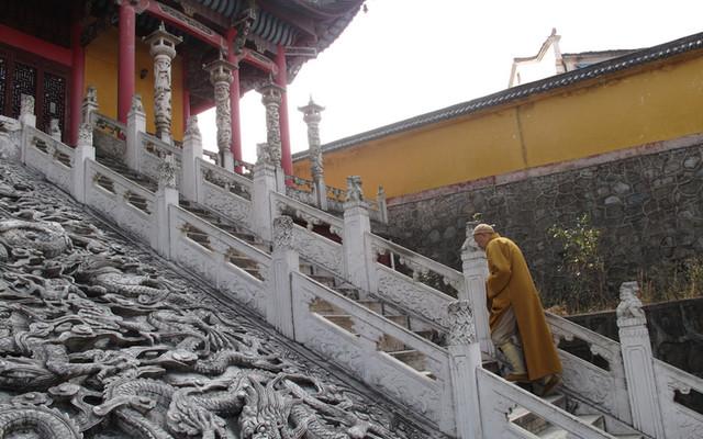 佛教圣地九华山