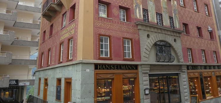 Cafe Hanselmann