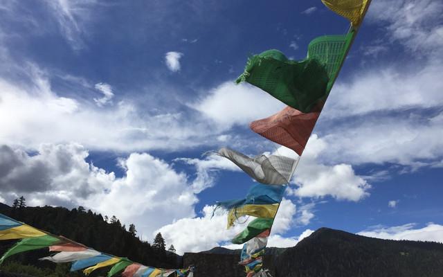 十万丈日光——八月西藏纪行