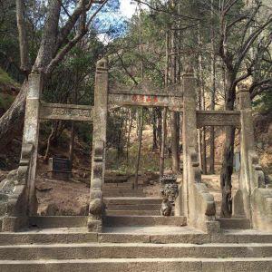 石钟山石窟旅游景点攻略图