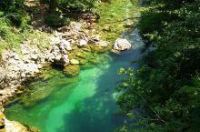 布莱德峡谷沁人心脾的绿色之旅