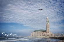 邂逅卡萨布兰卡-壮观哈桑二世清真寺