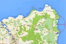 澳大利亚塔斯马州(岛)火焰湾海滩(Binalong Bay)