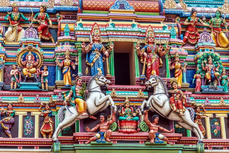 Sri Mahamariamman Temple1