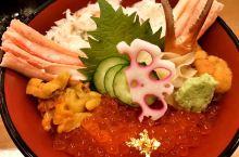 水菱吃货之旅の北陆地区第一海鲜市场必吃海鲜🕳️