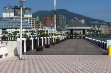 台湾淡水情人桥