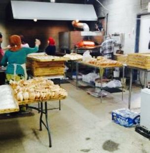 Azadi International Food Market