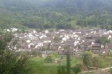 西递,河水作伴的山里徽村