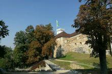 斯洛文尼亚首府卢布尔雅那