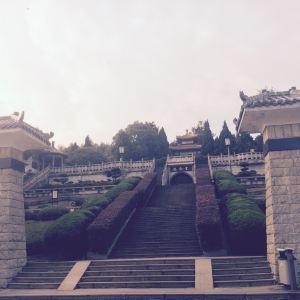 毛泽东纪念园旅游景点攻略图