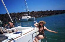 水菱环球之旅の圣托里尼豪华游艇爱琴海