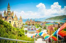 """越南也有""""迪士尼""""?来珍珠岛游乐园带你high翻天!"""