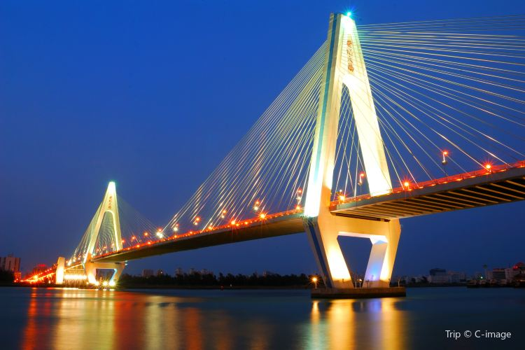 Haikou Century Bridge2
