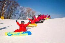 国内这7大滑雪胜地离你并不远!到雪地里去撒野吧!