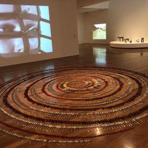 昆士兰现代美术馆旅游景点攻略图