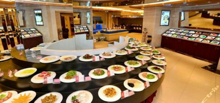 石阡國際大酒店中餐廳1