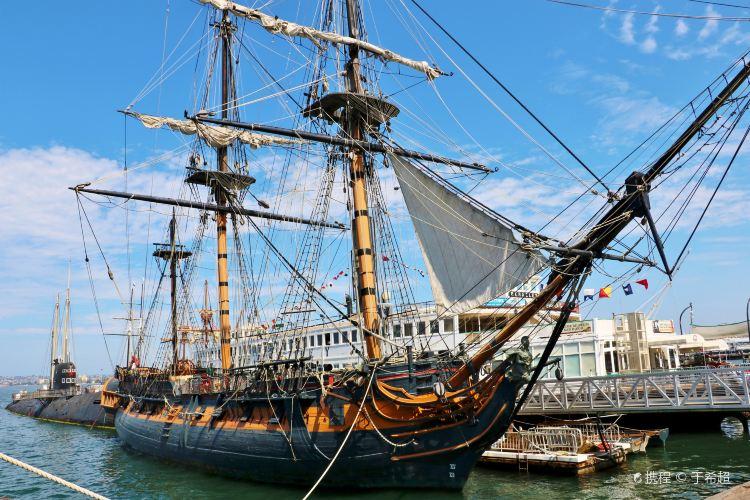 聖地亞哥海事博物館1