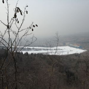 秦皇古道滑雪场旅游景点攻略图