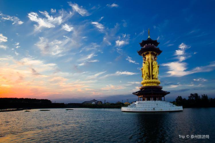 Ancient Shousheng Temple Scenic Area2