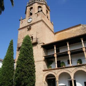 龙达主教堂旅游景点攻略图