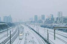 天太热,看看镇江的雪景降降温!