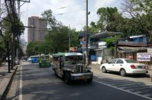 马尼拉街头随拍。