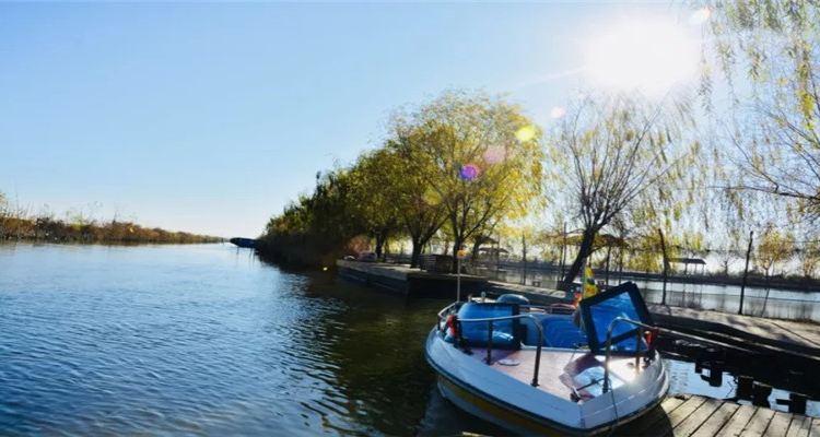 Gaoyou Lake Reed Wetland Park4