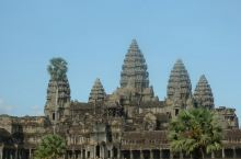 神秘的柬埔寨
