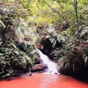 红石野谷旅游景点攻略图