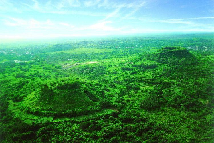 雷瓊海口火山群世界地質公園2