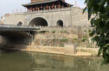 长汀古城墙