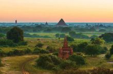 缅甸行行摄摄之第二站 蒲甘 (2)穿行在塔林之中