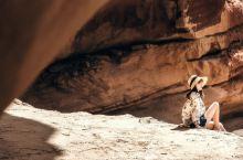 龟兹古国峡谷的风
