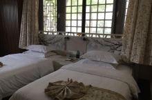 环境优美,房间整洁干净,舒适幽静,古色古香