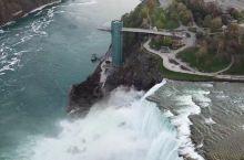 气势磅礴的尼亚加拉大瀑布