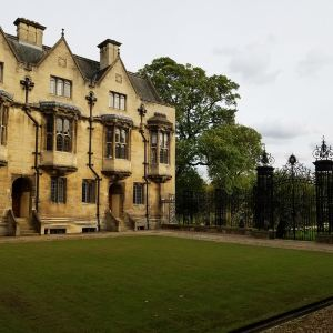 牛津莫顿学院旅游景点攻略图