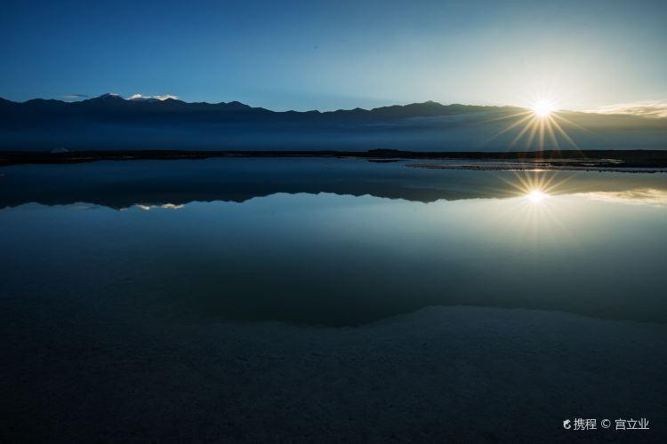 柯柯鹽湖1