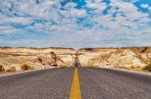 世界最长沙漠公路,从北京出发,一路美到新疆