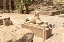 埃及,你好!(7)卢克索神庙遗址