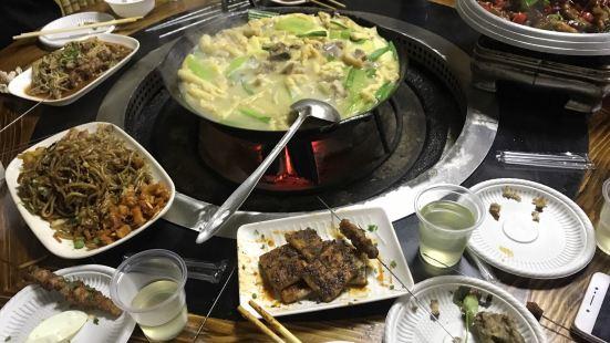 富池健哥燒烤