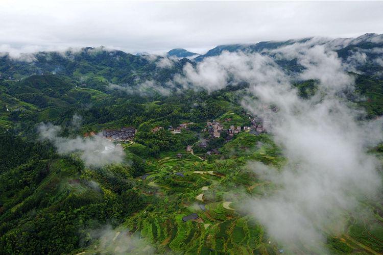 Xianren Mountain Sceneic Area2
