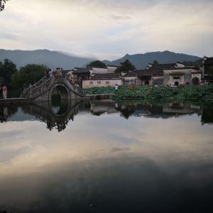画桥旅游景点攻略图