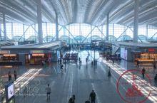 #为祖国庆生#广州白云国际机场T2航站楼