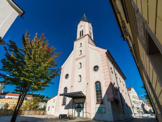 St. Gertraud Church